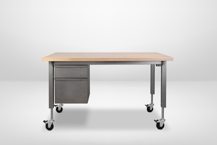 Office Desk Conference Table Office Storage Formaspace Office - Conference table with storage