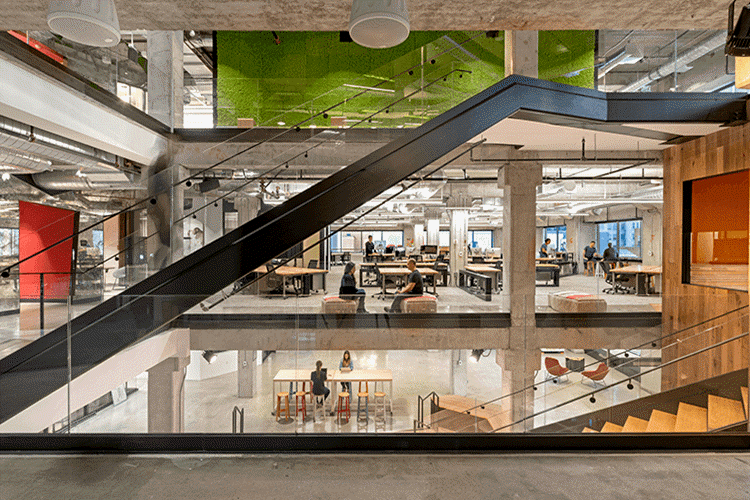 Capital One Open Office
