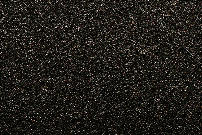 Textured Black Powder Coat Finish