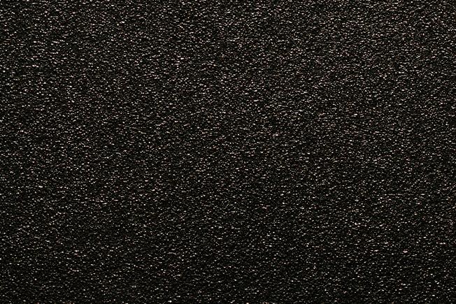 Textured Black Powder Coat Finish