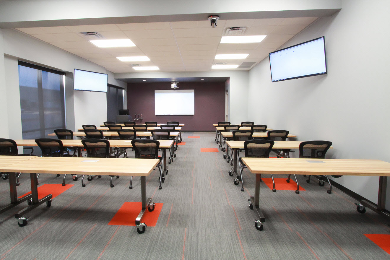 Tilting Table Training Room