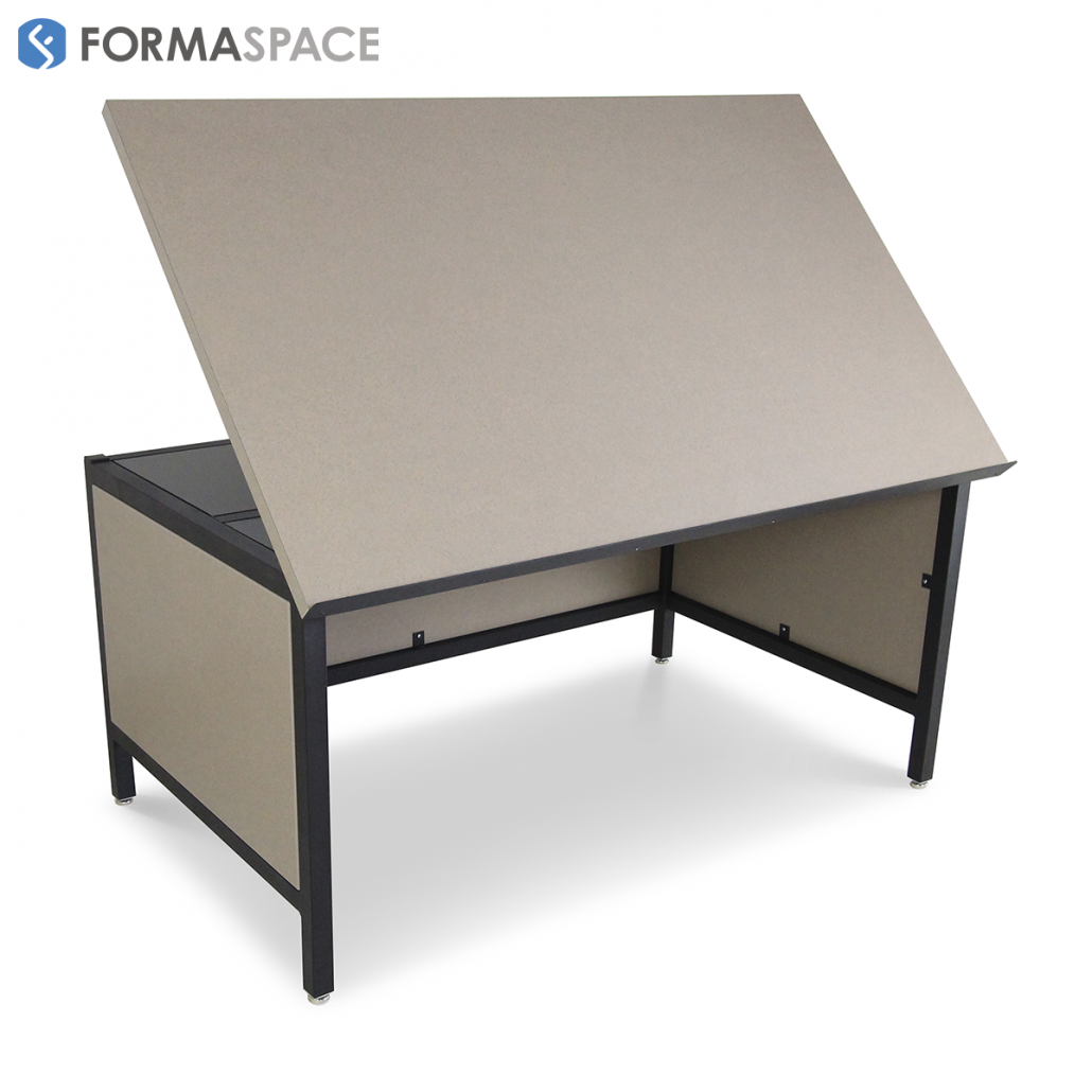 Captivating Drafting Table Privacy Panels