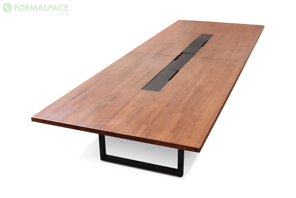 large conference table custom worksurface