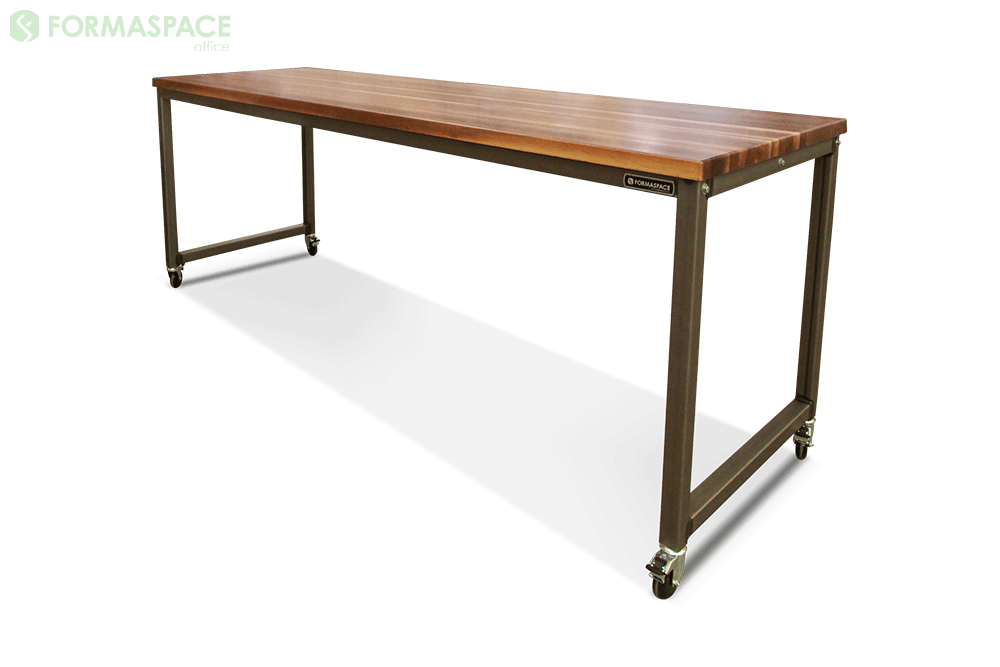 standing height conference table