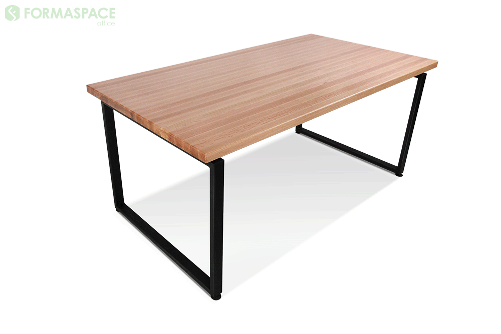oak solid wood desk