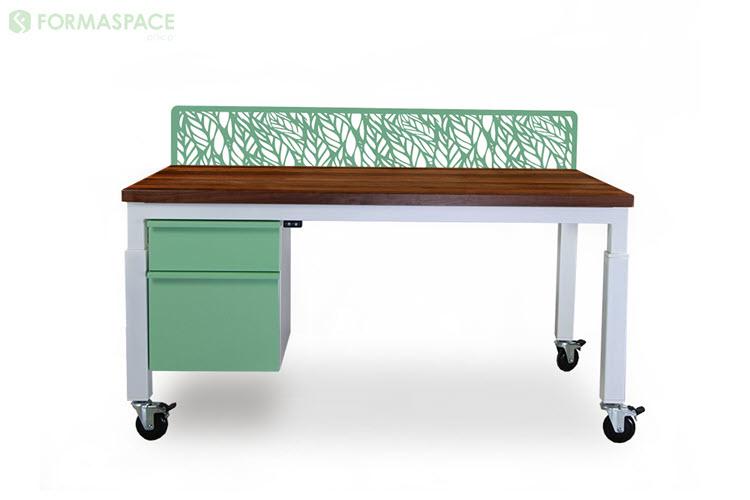 Custom Weldmarx I Height Adjustable Table