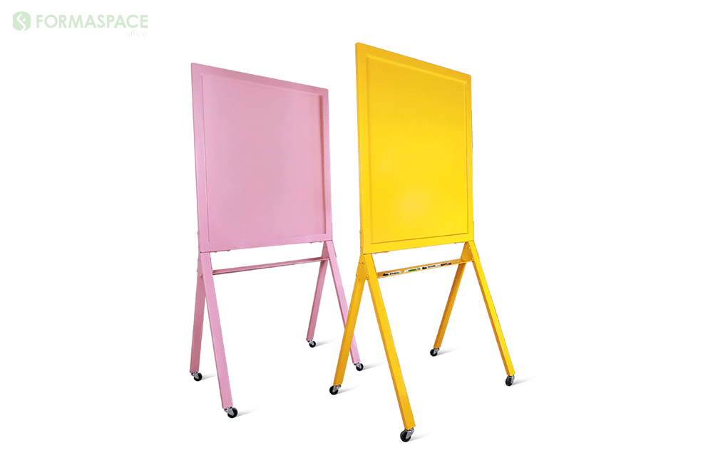 powder coated mobile boards