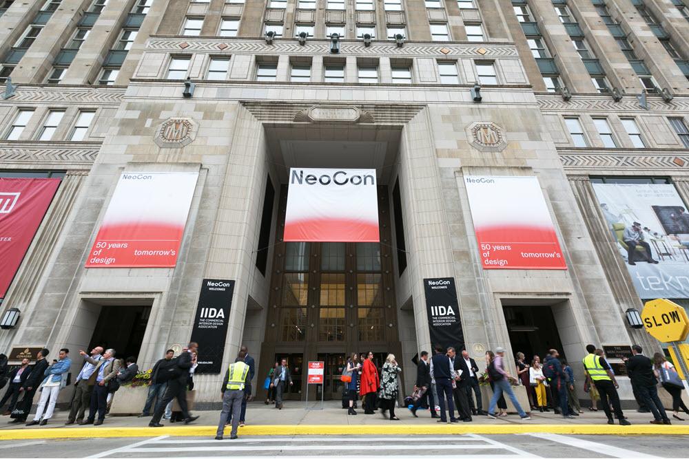 NeoCon 2018 Exterior