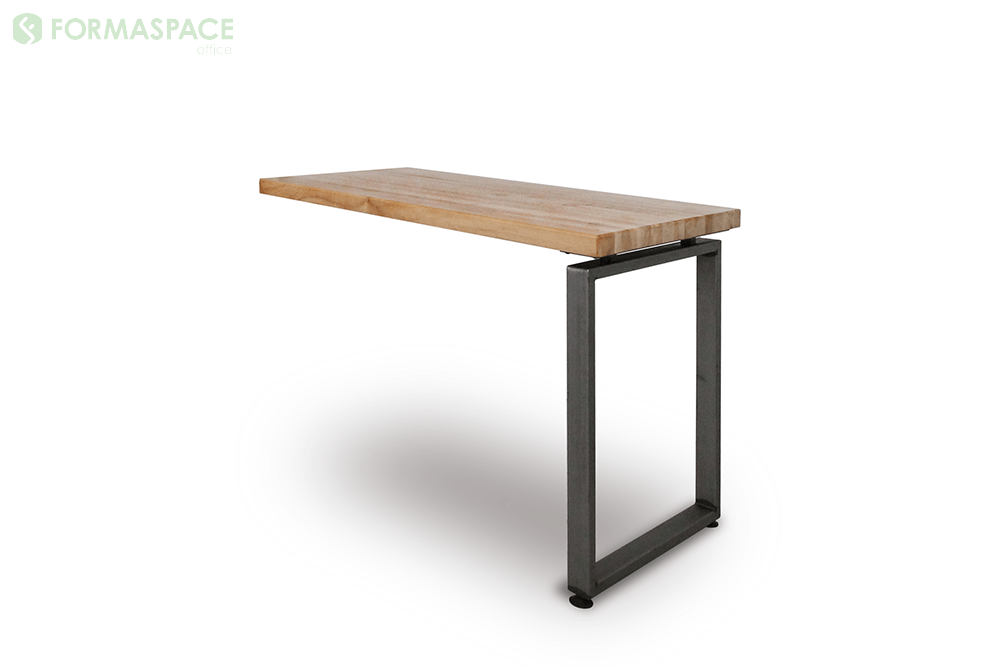 maple desk return