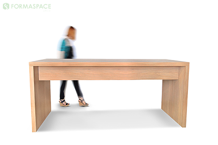 cafe & lounge table by formaspace thumbnail