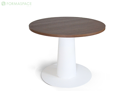 four piece round meeting table thumbnail