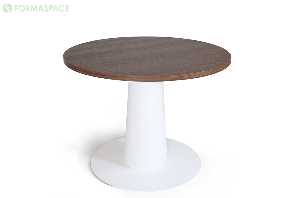 four piece round meeting table