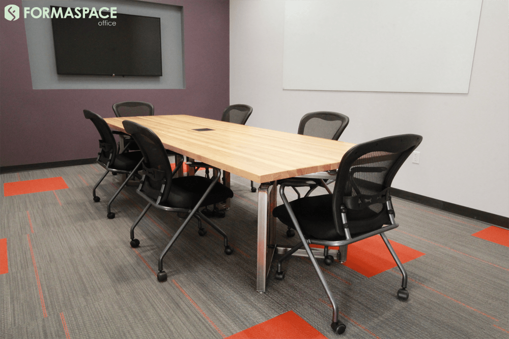 industrial office conference table