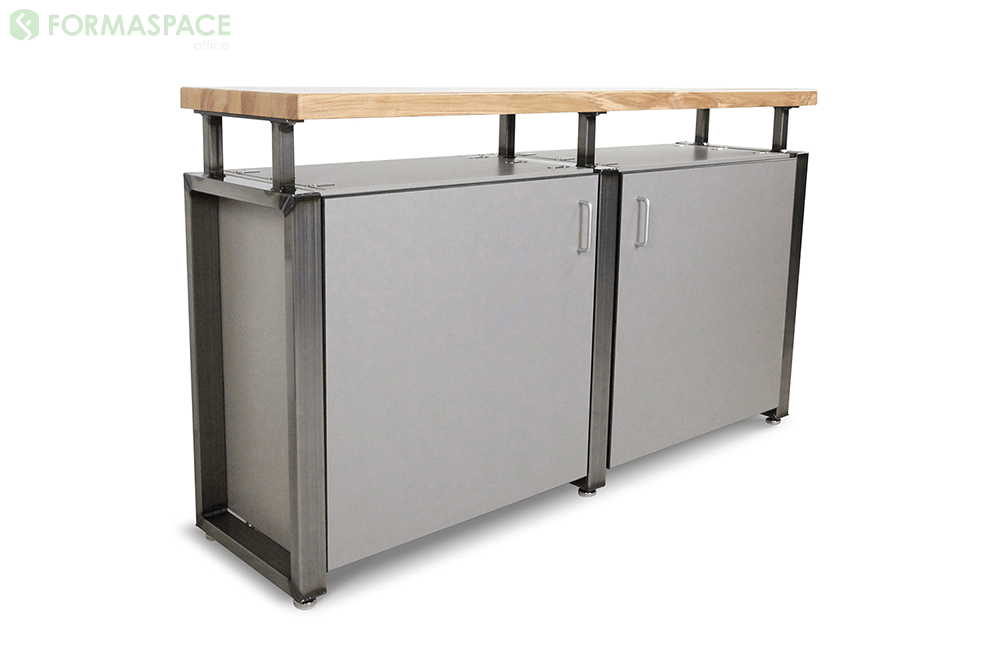 industrial office credenza cabinet