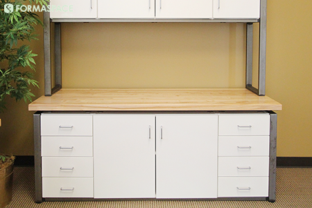 white laminate credenza storage thumbnail