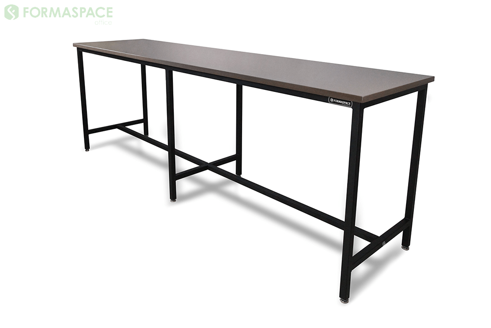 Tall 6-Legged Collaboration Table