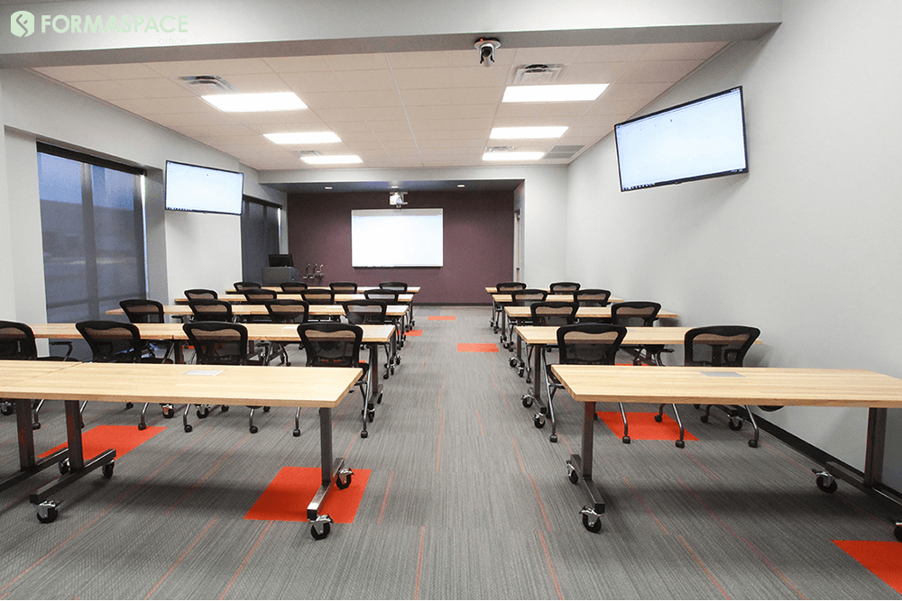 nest training room furniture