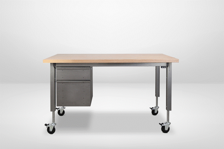 weldmarx I height adjustbale desk