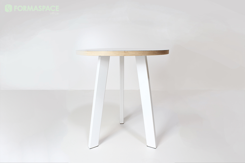 white side table for office