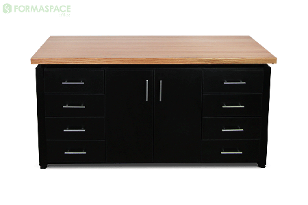 black office credenza thumbnail