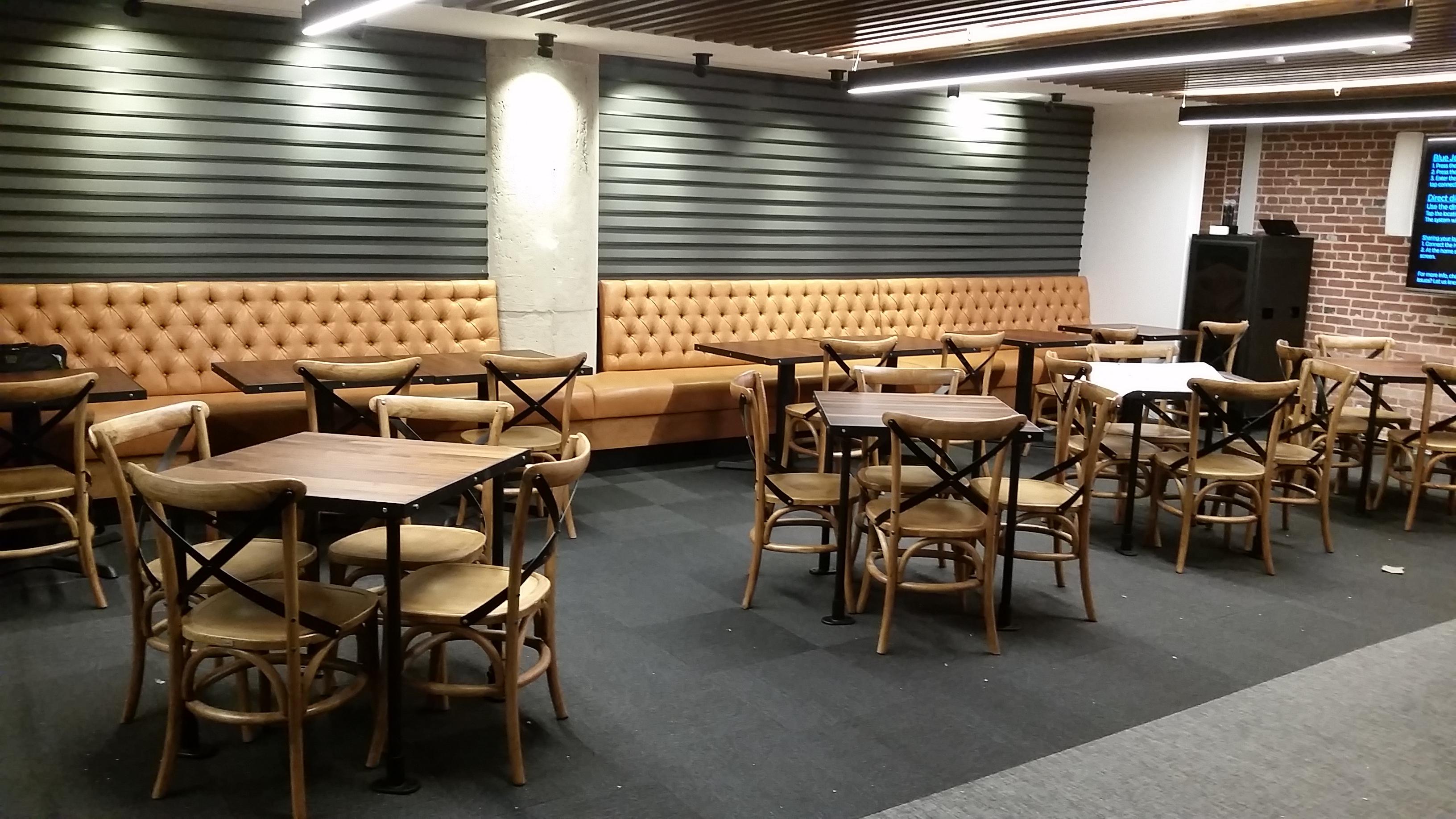 Twitter Cafe - Atalanta
