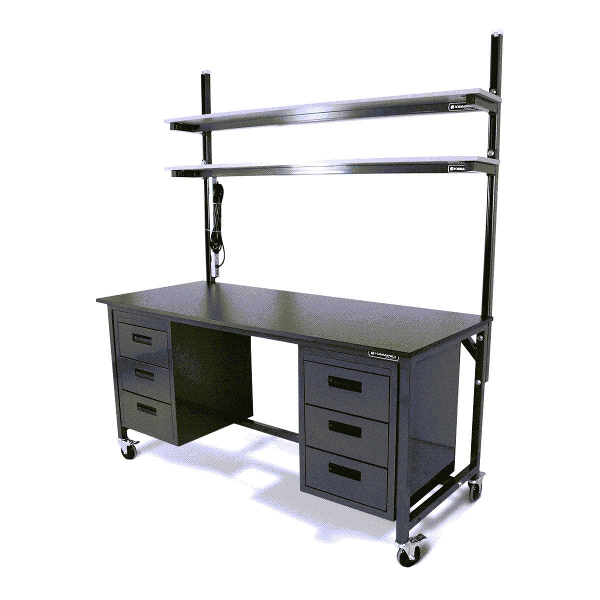 modified benchmarx with storage